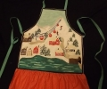 Tie one on – an apron – for Our House