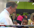 Members of Congress Tour Local Homeless Facility