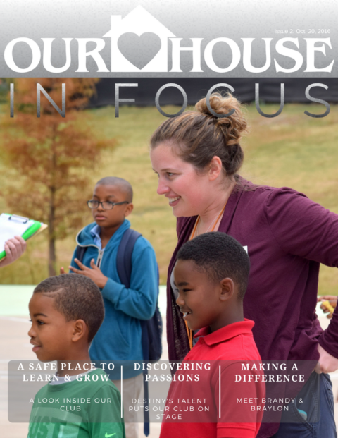 Our House In Focus Issue 2: Our Club