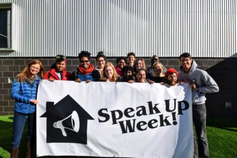 Speak Up Week at Our House Highlighted by International Nonprofit